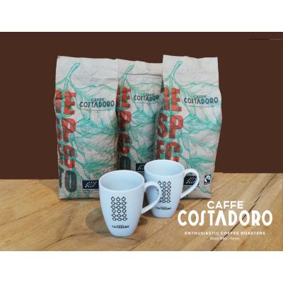 Actiepakket biologische koffiebonen