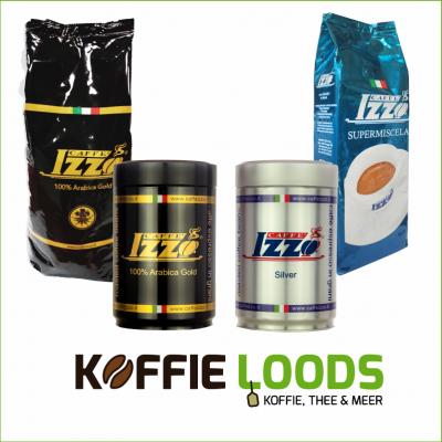 Proefpakket Izzo caffe
