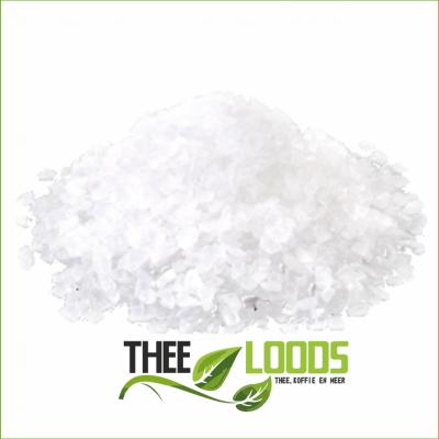 Witte kristal suiker