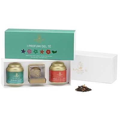 Luxe thee geschenkset Profumi del Tè