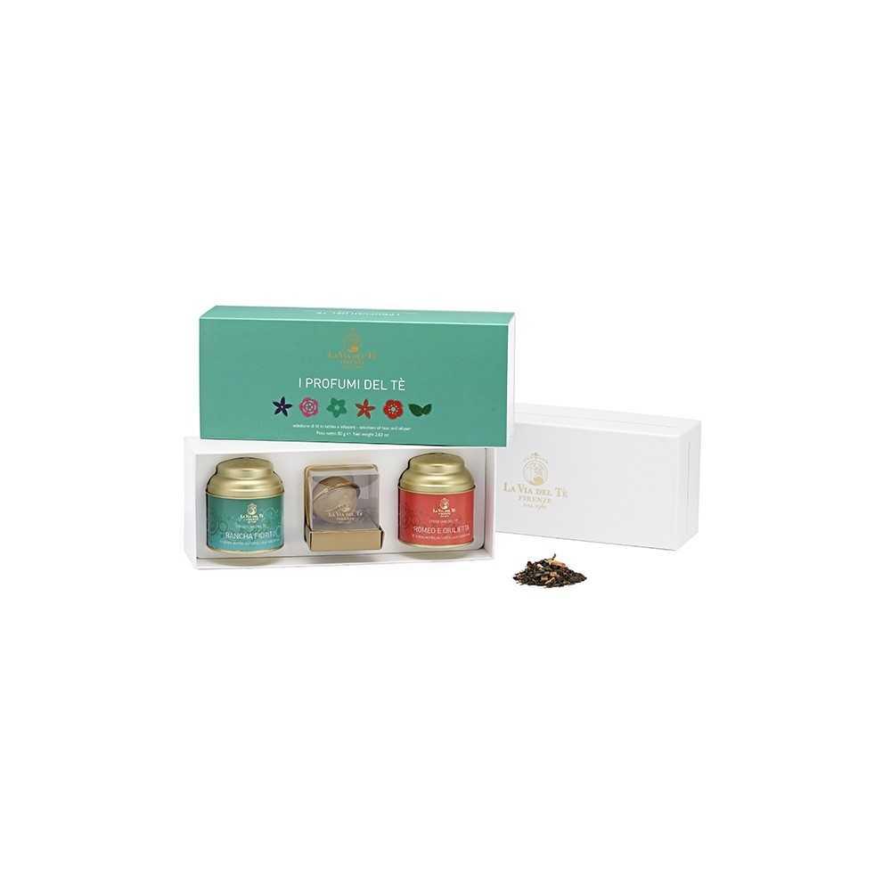 Luxe thee geschenkset Profumi del Tè -