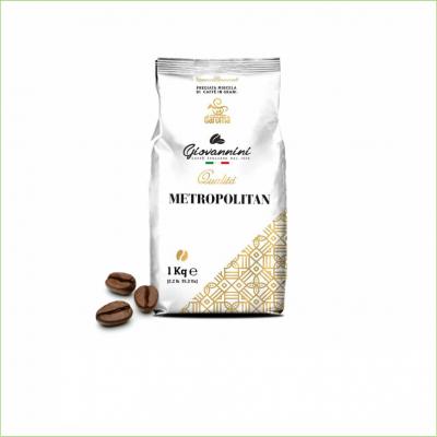 Giovannini Metropolitan koffiebonen 1 kilo