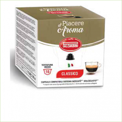 Palombini Classico Dolce Gusto capsules 16 stuks