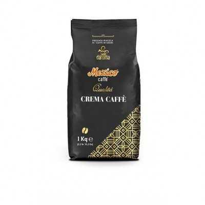 Mexico Crema koffiebonen 1 kilo