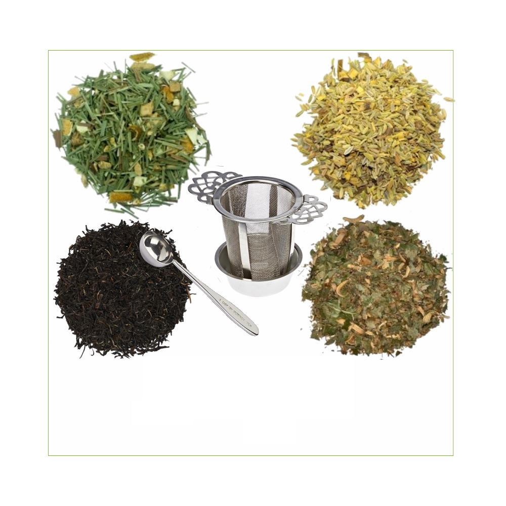Groentetuin -thee starterskit -