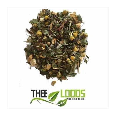 Dopo pasto al tè verde 75 gram.