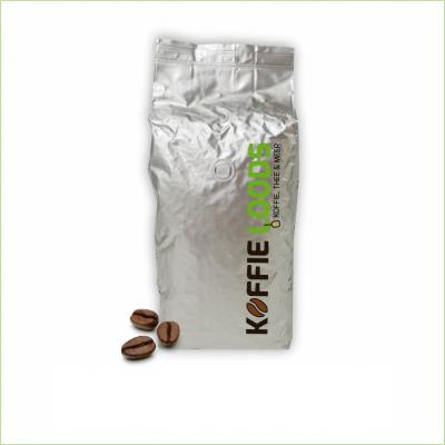 Koffie Loods Mokka 1kg koffiebonen