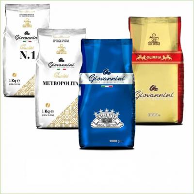 Koffie Proefpakket Giovannini