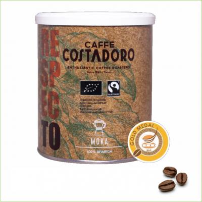 Costadoro Biologisch & Fairtrade 250 gram bonen