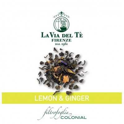 Ginger - lemon 100 stuks