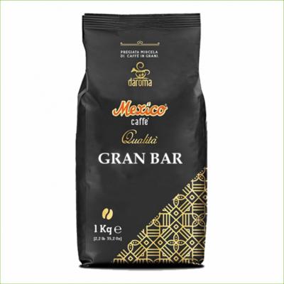 Mexico Gran Bar koffiebonen 1 kilo