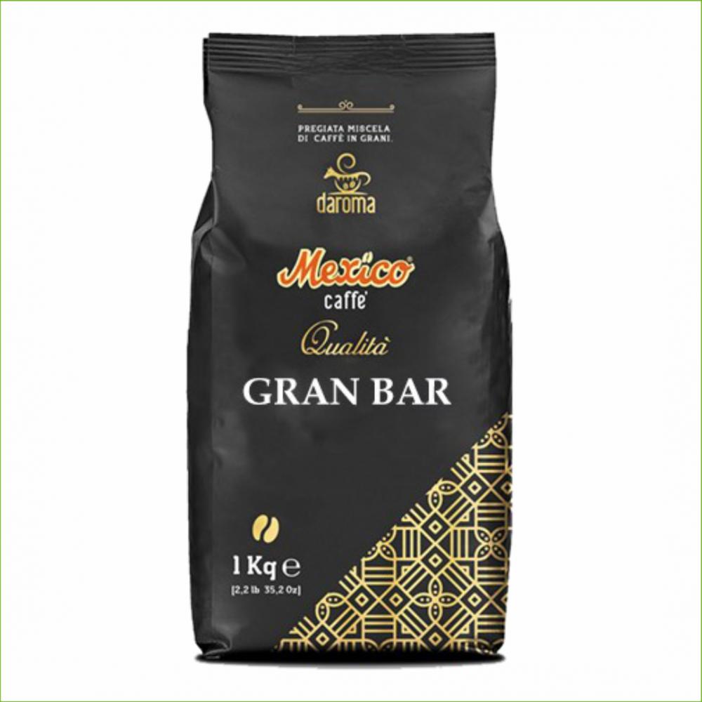 Mexico Gran Bar koffiebonen 1 kilo -