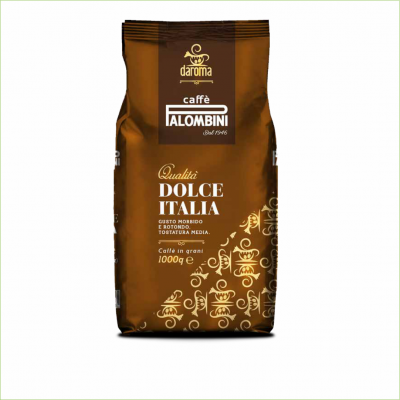 Palombini Dolce Italie koffiebonen 1 kilo