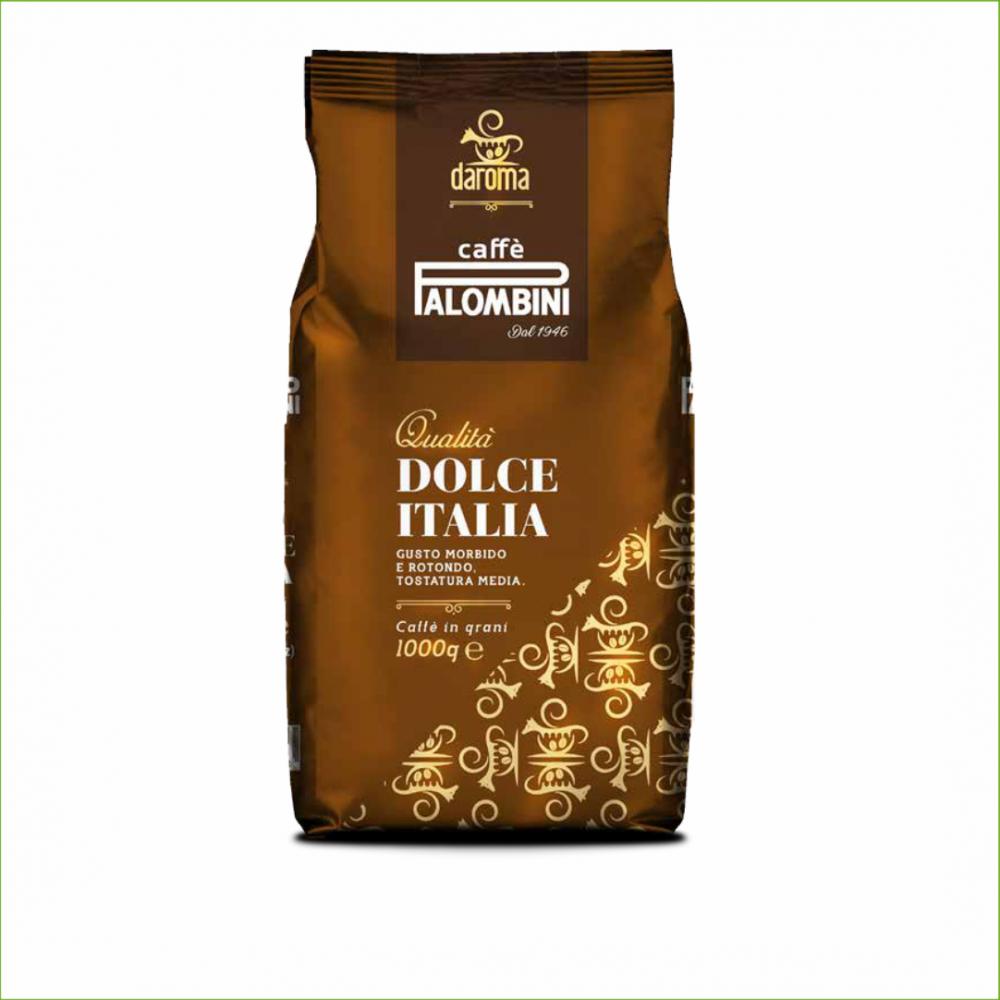 Palombini Dolce Italie koffiebonen 1 kilo -