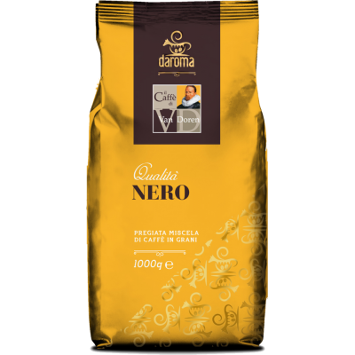 Caffe Van Doren Nero Forte Koffiebonen 1 kilo