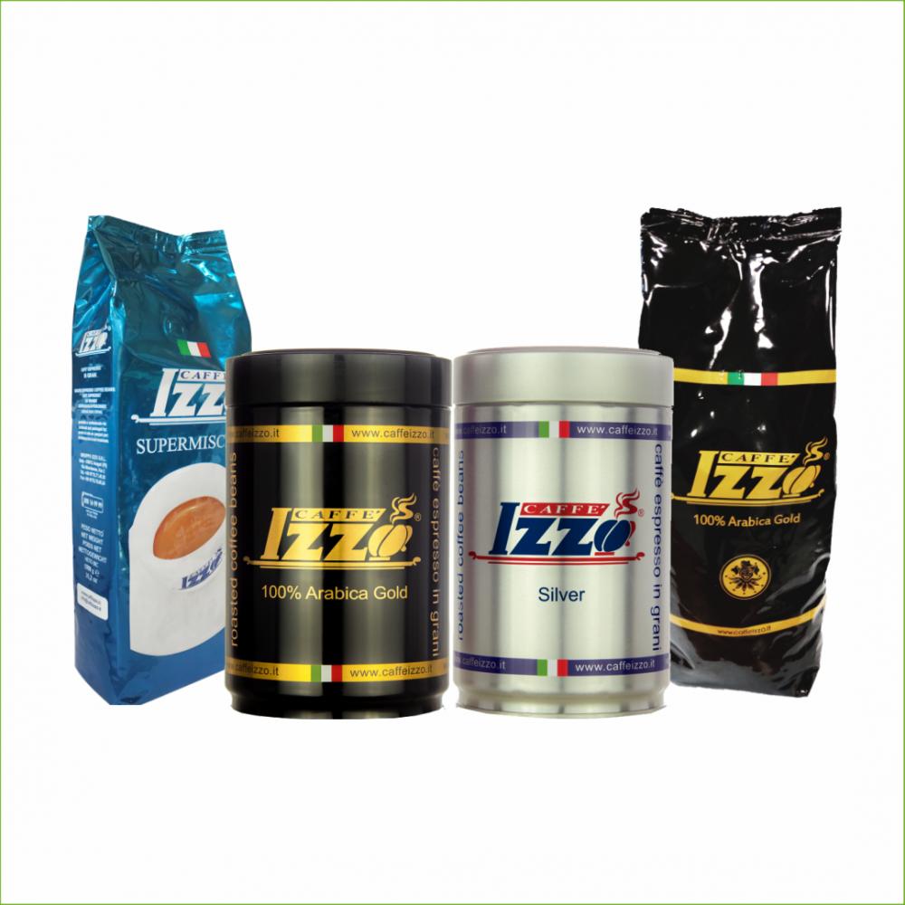 Proefpakket Izzo Caffe -