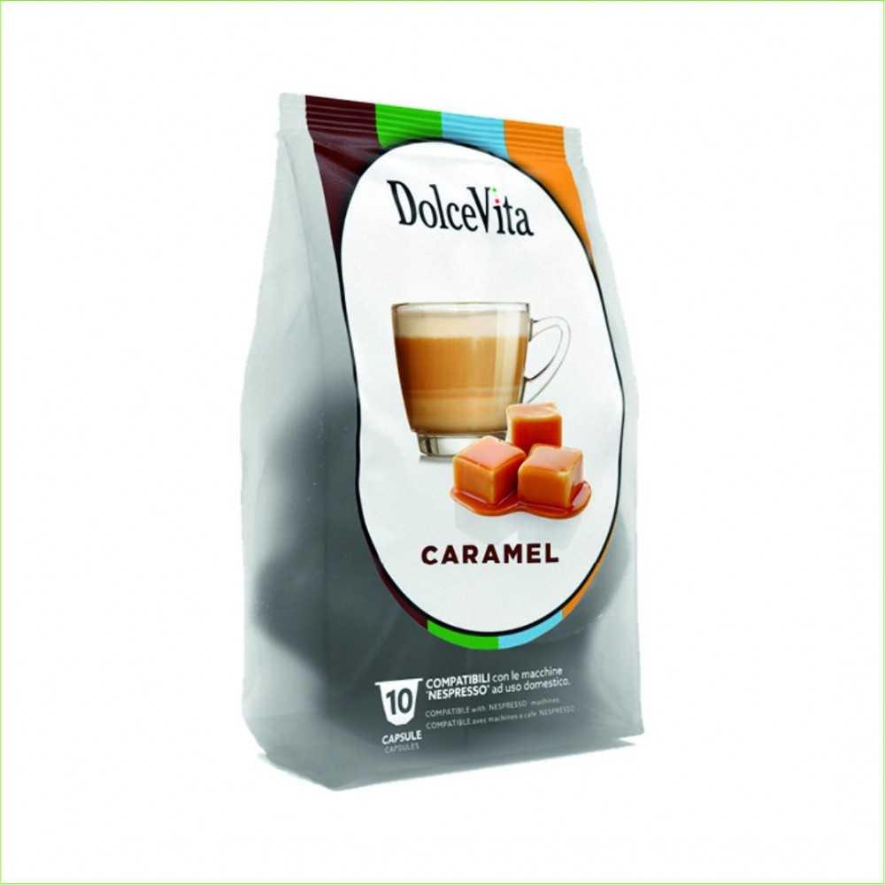 Nespresso Capsules Karamel -