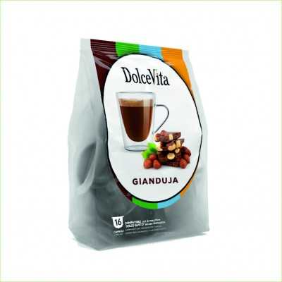 Dolce Gusto Capsules Hazelnoot Chocolade -