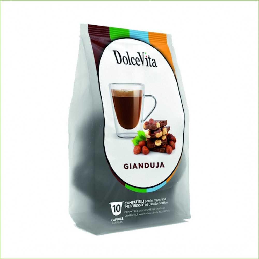 Nespresso Capsules Hazelnoot Chocolade -
