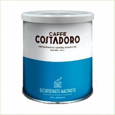 Costadoro 100% Arabica Decaffeinato bonen