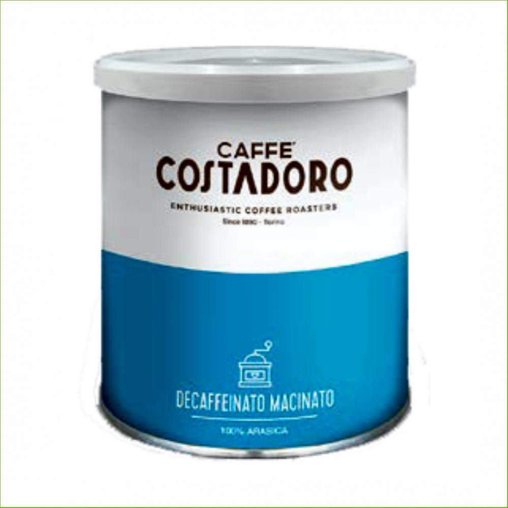 Costadoro 100% Arabica Decaffeinato bonen -