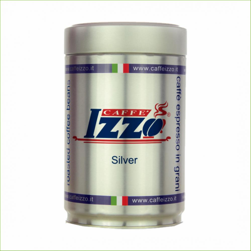 Izzo Silver koffiebonen 12x 250 gram -