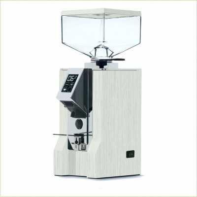 Eureka Koffiemolen Design Wit Eiken -