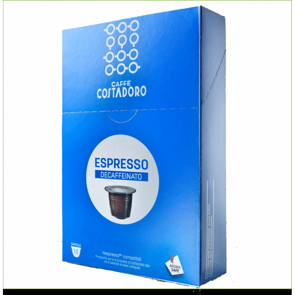 Nespresso capsule decafe 12 stuks -