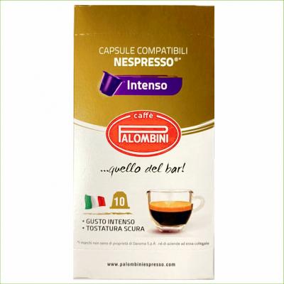 Nespresso Capsules Palombini Intenso