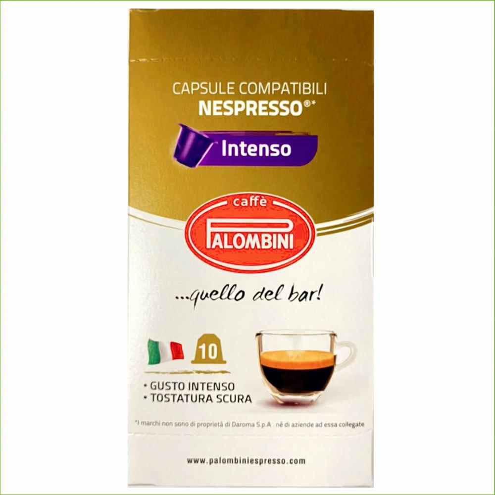 Nespresso Capsules Palombini Intenso -