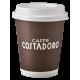 Costadoro Koffie beker 180 cc  per 100 st. -