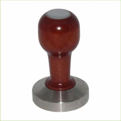 Koffietamper hout 58mm -