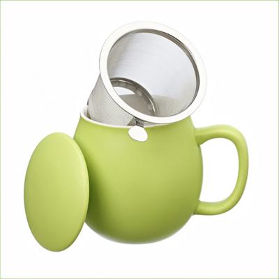 Theemok groen + filter -
