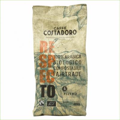Costadoro RespecTo Koffiebonen 200 Gr. -