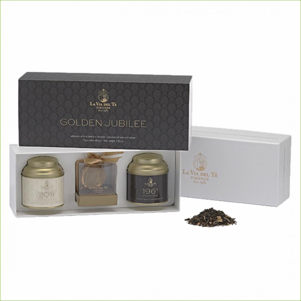 Golden Jubilee Geschenkset -
