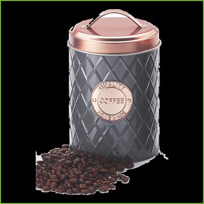 Koffieblik Benedikt -