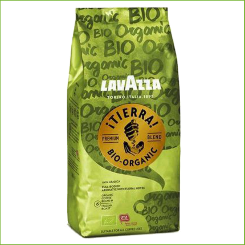 Lavazza koffiebonen Tierra bio -