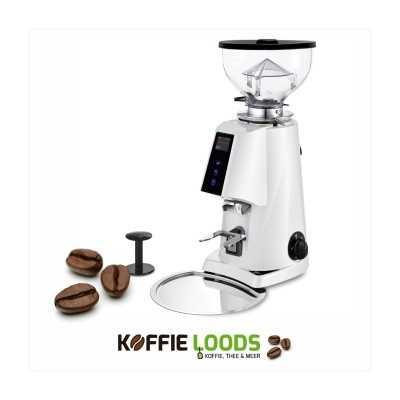 Fiorenzate F4E nano koffiemolen wit