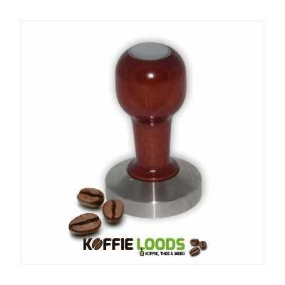 Koffietamper hout 58mm