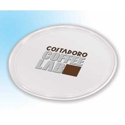 Dienblad coffeelab wit antislip