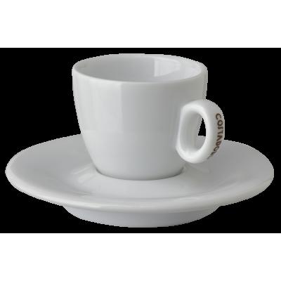 Costadoro kop en schotel espresso