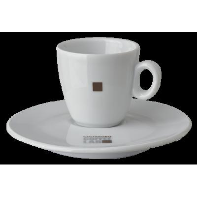 Coffeelab espresso kop en schotel