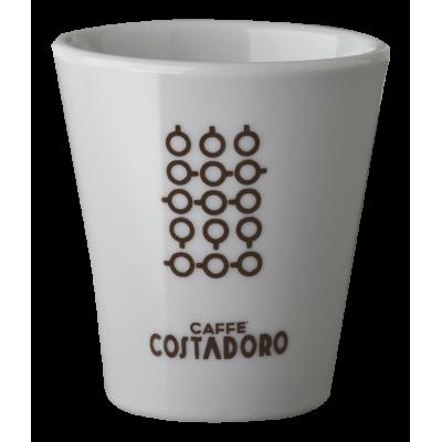 Costadoro keramisch waterglaasje 80 cc