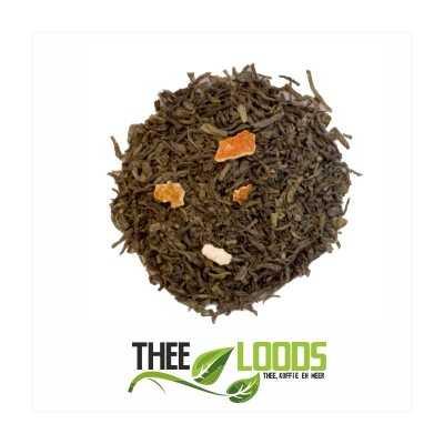 Groene thee met citroen 75 Gram