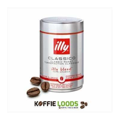 Illy classico 250 gram bonen 12 stuks -