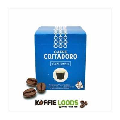 Nespresso capsule decafe 12 stuks