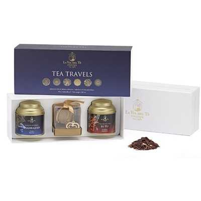 Tea travels geschenkset (bladthee)
