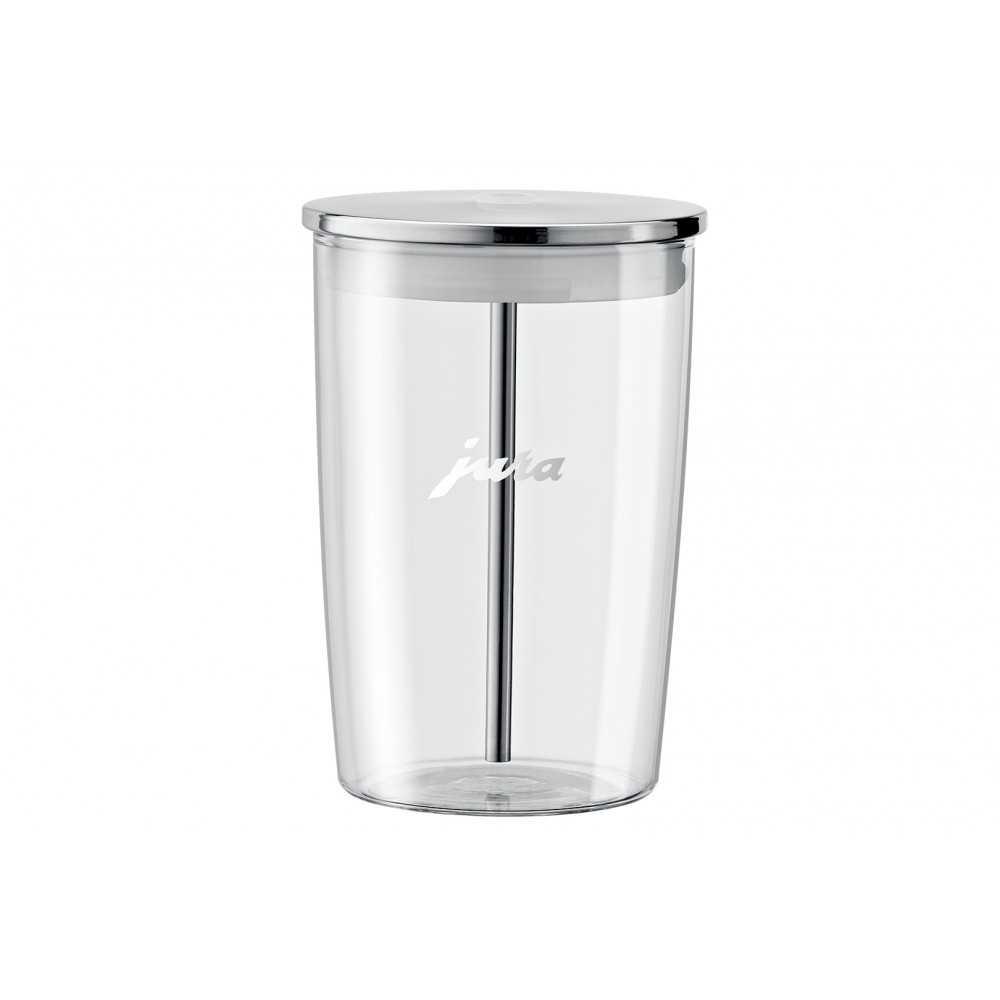 Glazen melkhouder -