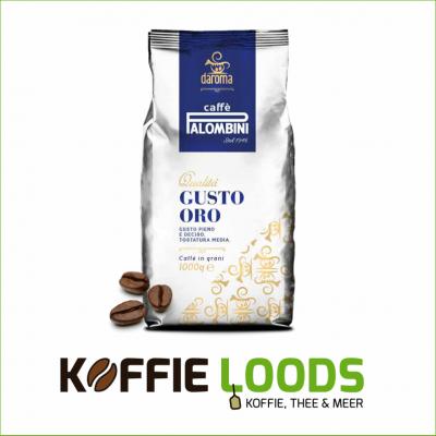Palombini Gusto Oro koffiebonen 1 Kg