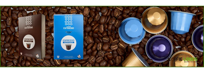 Nespresso capsules kopen? - Koffie-loods.nl